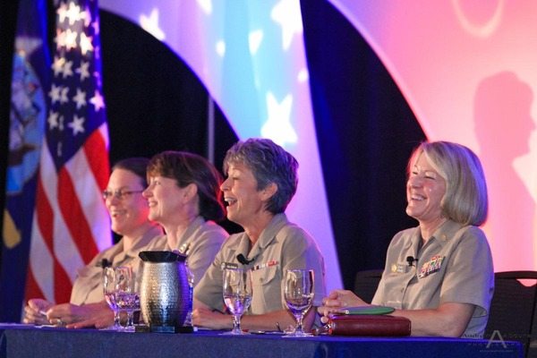 Joint Women's Leadership Symposium Sea Service Leadership Association Military Event Photography by Event Photographers San Diego Andrew Abouna-6659